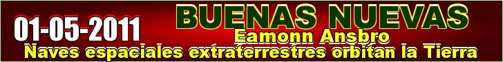 Eamonn Ansbro - Naves espaciales extraterrestres orbitan la Tierra