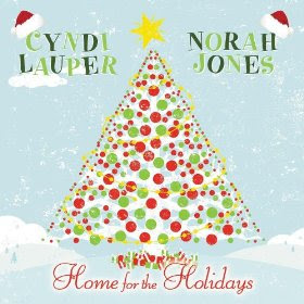 cyndi lauper norah jones home for the holidays mp3