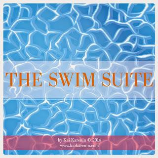 The Swim Suite, swimwear editorial by Kai Karenin