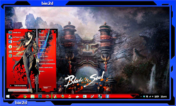 Blade and Soul [ Windows 8 ] 1