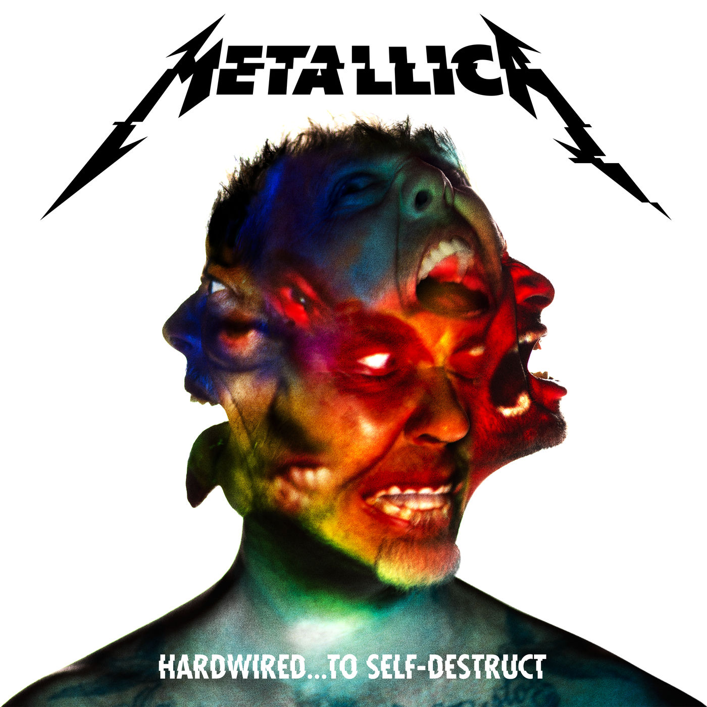 Metallica - Hardwired…To Self-Destruct (Deluxe) Cover