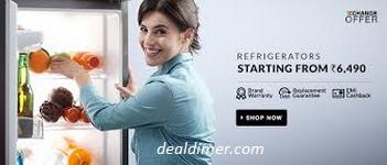 Refrigerators upto 30% off