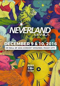 Neverland Manila 2016