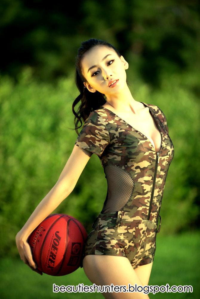 Jiang yi han phoebe jiang hot asian model - 4 4