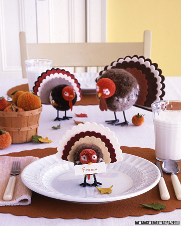 10 Thanksgiving Kids Craft & Decorations!!