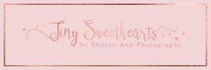 Tiny Sweethearts by Sharon Ann Photography