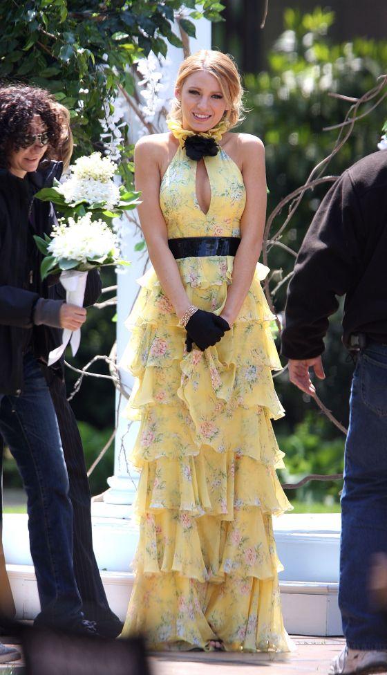 Wedding Dresses Ralph Lauren 44 Elegant Blaire wore this breathtaking
