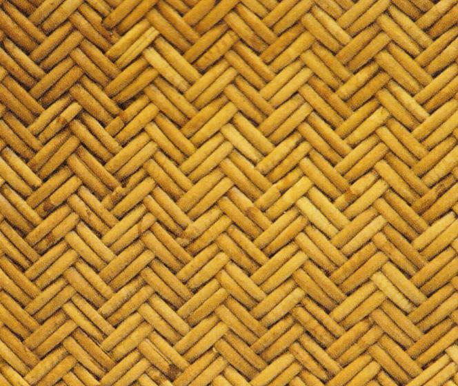 motif anyaman rotan sebagai elemen dekoratif cara membuat anyaman ...