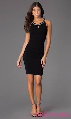 Black Dresses Ideas For Women's 9