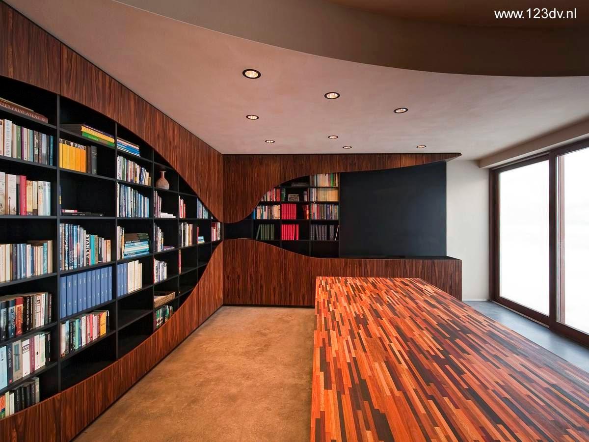 Arquitectura de casas casa moderna holandesa tributo for Casa holandesa moderna