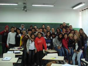 1º Colegial E - 2012
