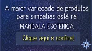 Mandala Esotérica Loja Virtual