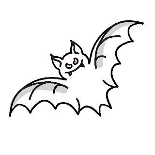 Dibujos de Murcielagos