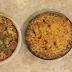 طريقة تحضير بيتزا بالطماطم الكرزية + فريتاتا مكسيكية + فلان بالحليب المركز