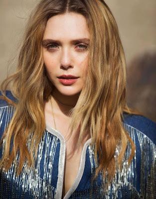 Elizabeth Olsen The Edit Magazine April 2015 Photoshoot