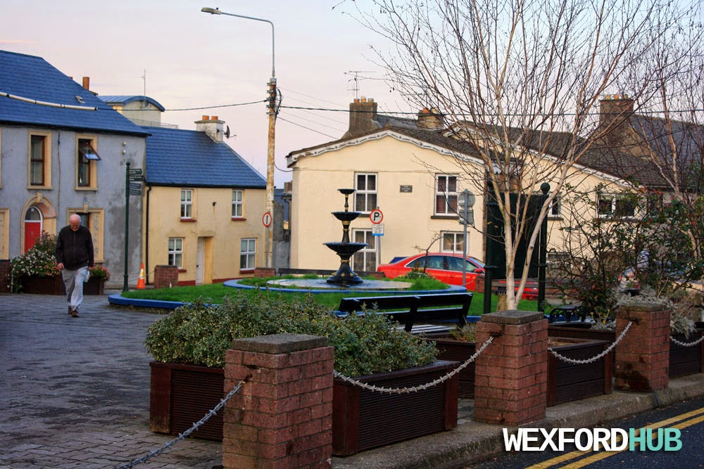 St. Peter's Square, Wexford