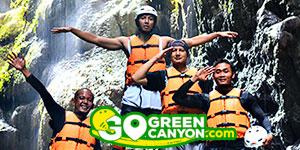 kontak go! green canyon