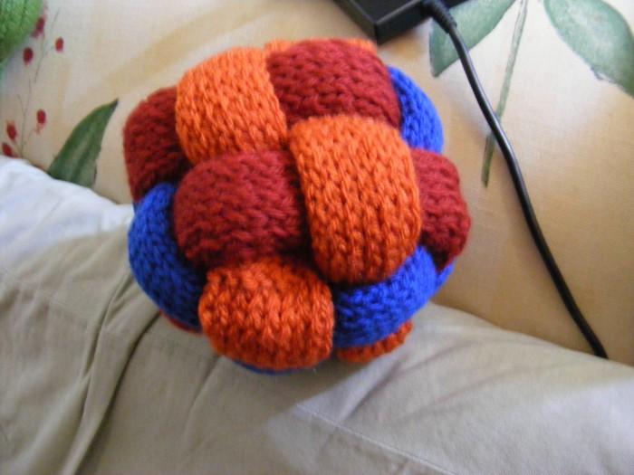 Hardcore Stitchcorps The Knit Ball