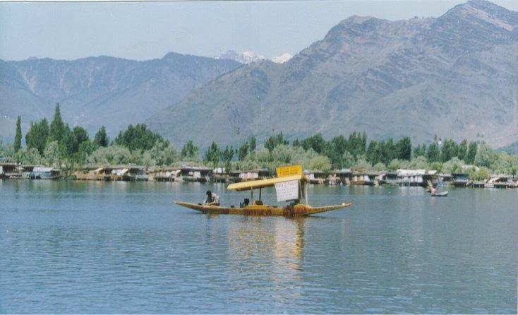 Dal Lake Srinagar India