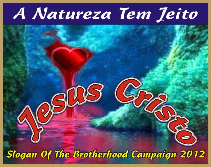 A Natureza Tem Jeito Jesus Cristo