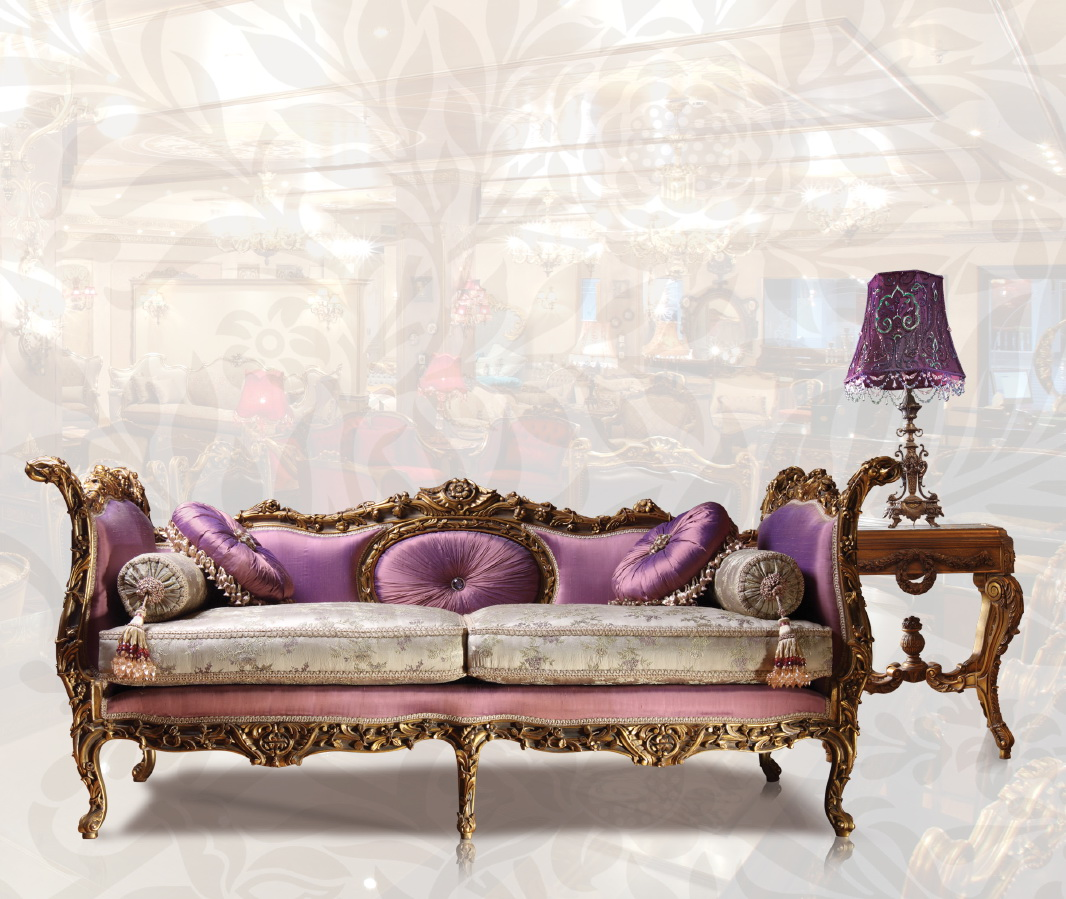 Furniture By Zahid Malik Accent Sofas