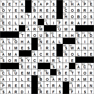 Buying a term paper abbr crossword