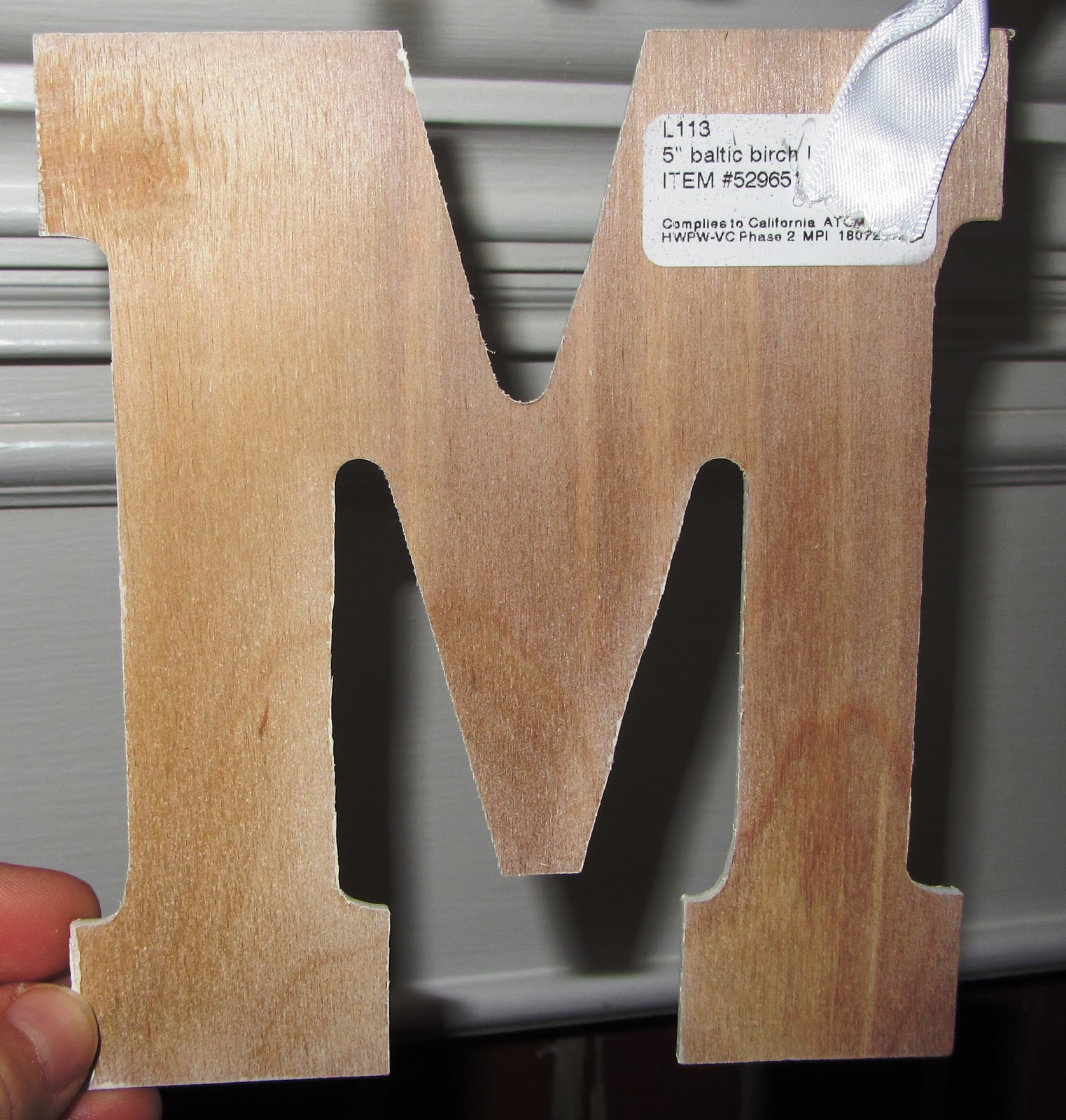 step one prance into hobby lobby or your local arts and craft store and purchase an appropriate sized wooden letter for each stocking