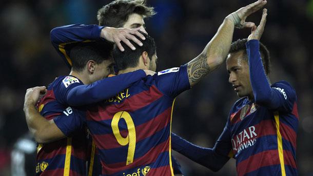 El FC Barcelona no deja de ganar en Copa del Rey