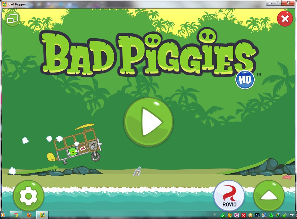 Bad Piggies 151 Final PC Game Patch 2014 Download