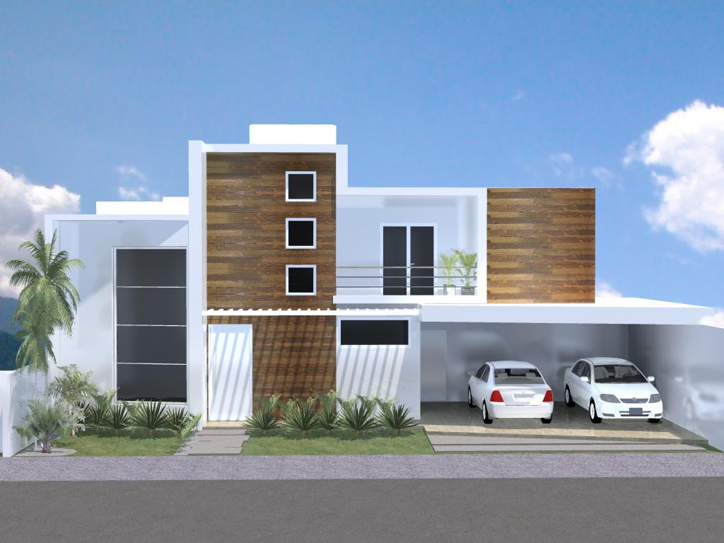Estudo Projeto Residência ~ arquitetura #295FA2 1024 768