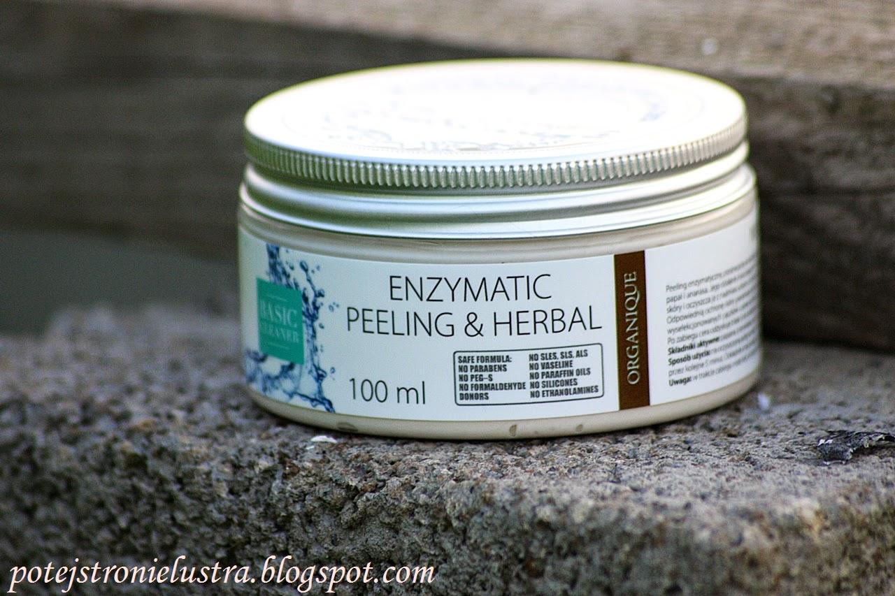 organique peeling enzymatyczny