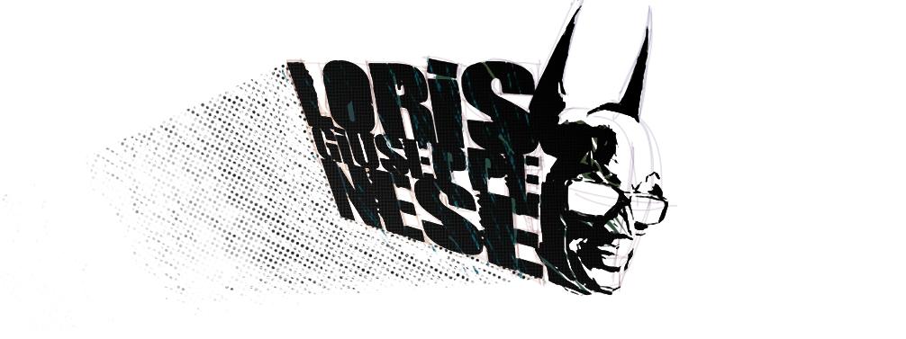 Loris Giuseppe Nese, Art Blog
