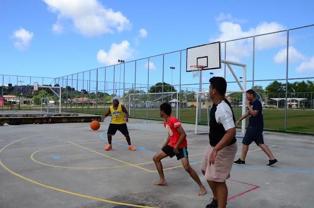 Férias nos parques do Recife 2015