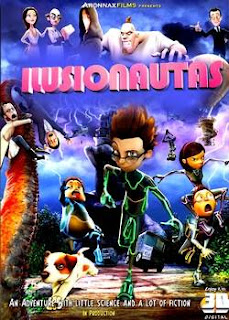 Baixar Filme Os Ilusionautas (Dual Audio) Gratis o latino i animacao 2012