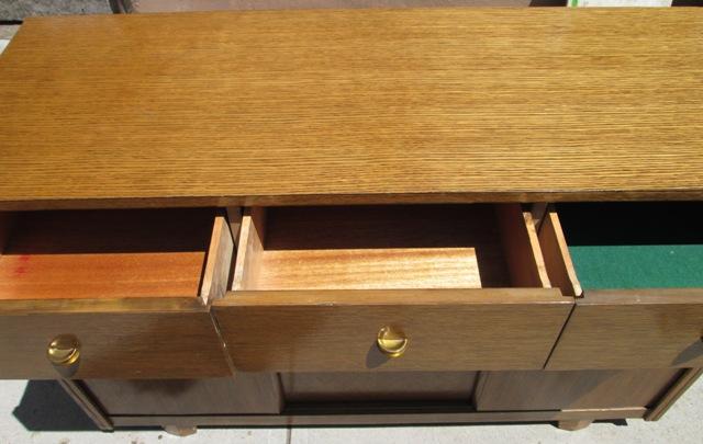 Circa Furniture Sold Vintage Oak Buffet Sideboard By