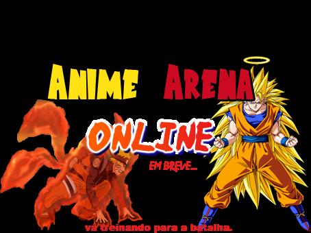 Quer divulgar seu game?? Anime+Arena