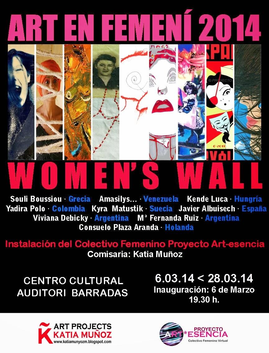 WOMEN'S WALL
