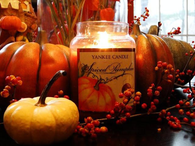 Autumn Candle3