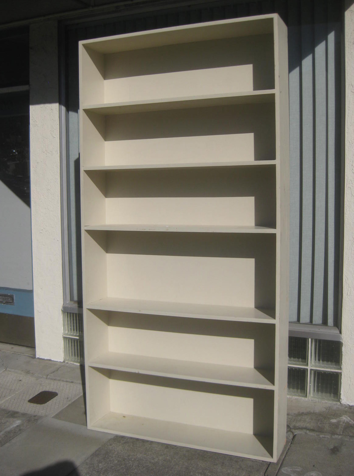 #766B55  FURNITURE & COLLECTIBLES: SOLD 7 Foot Tall Wooden Bookshelf $80 with 1158x1559 px of Best 8 Foot Tall Bookcases 15591158 image @ avoidforclosure.info