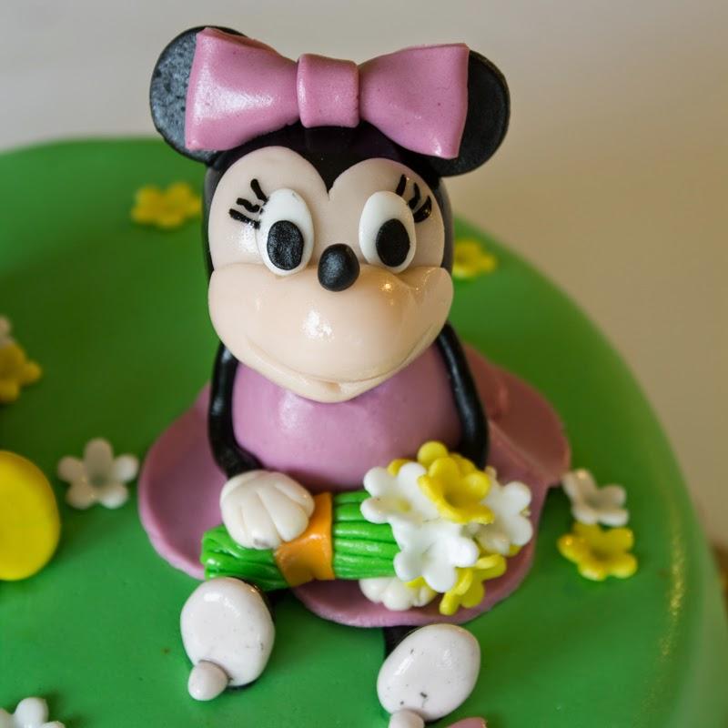 Tort urodzinowy dla Zuzi