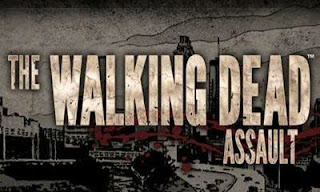 Screenshots of the The Walking Dead Assault for Android tablet, phone.