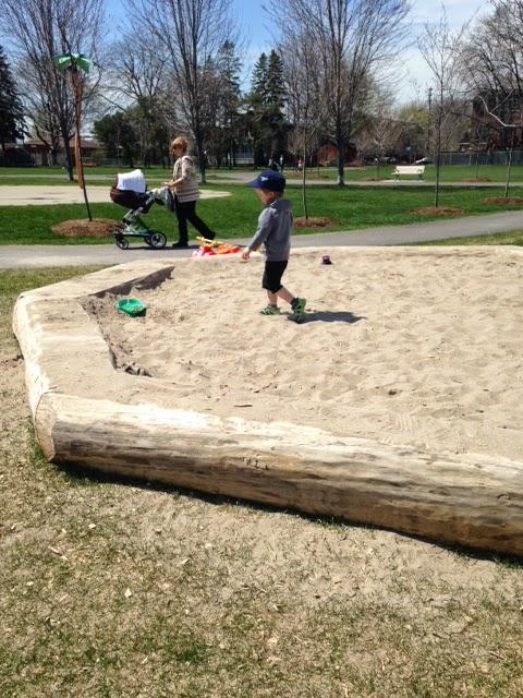 fairfield park playground equipment, fairfield park playground sandbox