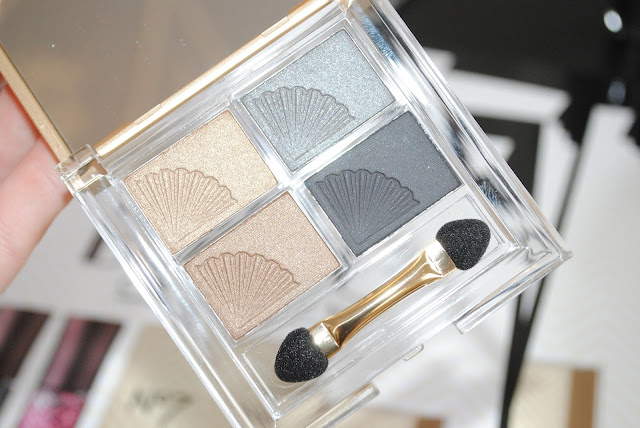 Lisa Eldridge for Boots No7 Deco Darling Collection Eye Palette