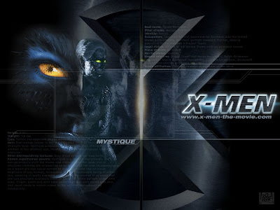 Movies Wallpaper X-Men Mystique wallpaper