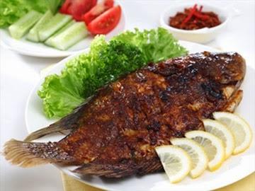 Tips Memasak Ikan Bakar Yang Mantap