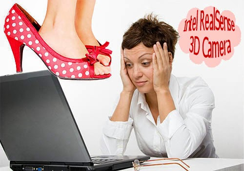Masalah Belanja Online : Salah Ukuran, Diatasi Intel