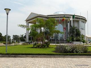 Reisen Afrika Republik Kongo Brazzaville