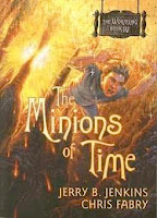 bookcover of MINIONS OF TIME (Wormling # 4) by  by Jerry B. Jenkins & Chris Fabry
