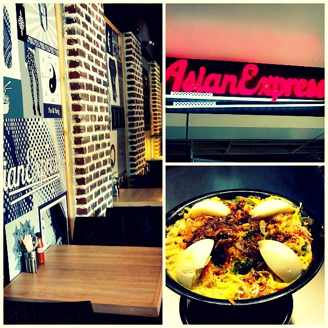 Asian Express Pune review