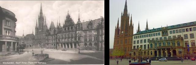 Wiesbaden Adolf-Hitler-Platz